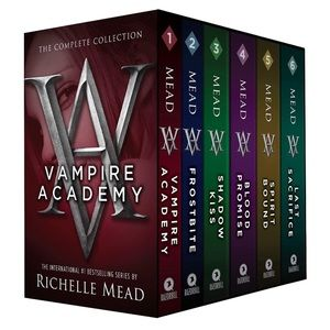 Vampire Academy Six Book Series
